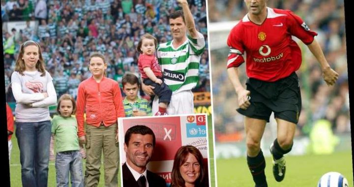 Inside the life of Man Utd legend Roy Keane – from 20-year marriage to wife Theresa to controversial playing career