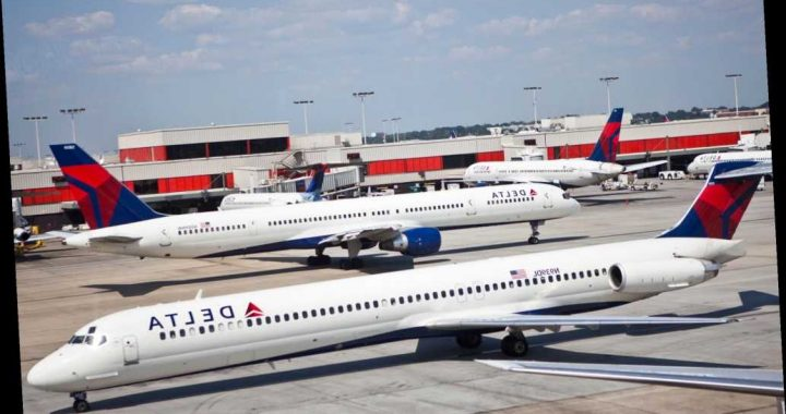 Delta Airlines Cancels Nearly 100 Flights, Opens Middle Seats Due to Staffing Shortage