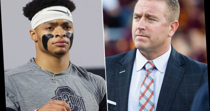 Kirk Herbstreit slams 'reckless' Dan Orlovsky over Justin Fields NFL draft drama