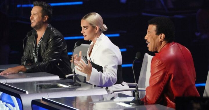 'American Idol' Judges React to Caleb Kennedy Leaving the Show