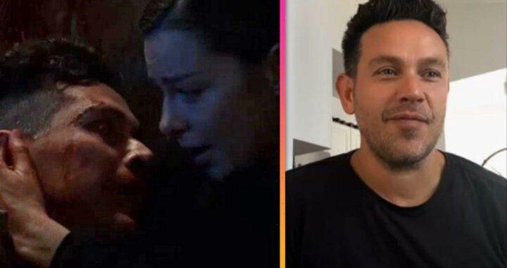 'Lucifer's Kevin Alejandro on the Dan Shocker in Season 5B