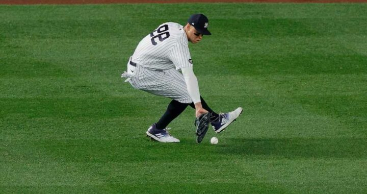 Aaron Judge's Yankees greatness is being tested now