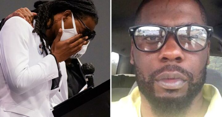 Andrew Brown Jr's family says dad's hands 'were visible as he sat in car when he was killed in firing squad massacre'