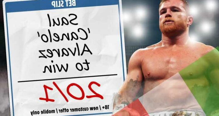 Canelo vs Billy Joe Saunders: 20/1 odds for Mexican to win huge unification bout