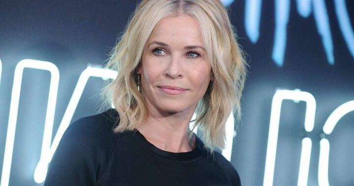 Chelsea Handler is ready to host a talk show again