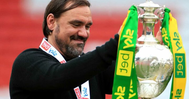 Daniel Farke set to sign new Norwich contract after leading club back into Prem and attracting interest from Frankfurt