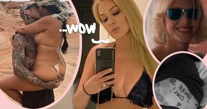 Does Shanna Moakler Have Good Reason To Call Out Travis Barker's 'Weird' Romance With Kourtney Kardashian?!