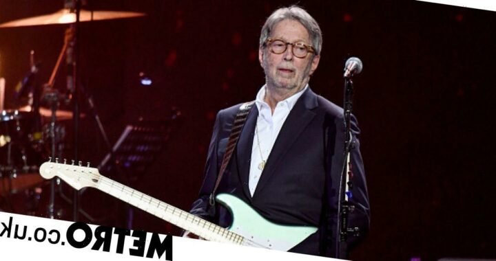 Eric Clapton recalls 'disastrous' side effects from Covid vaccine