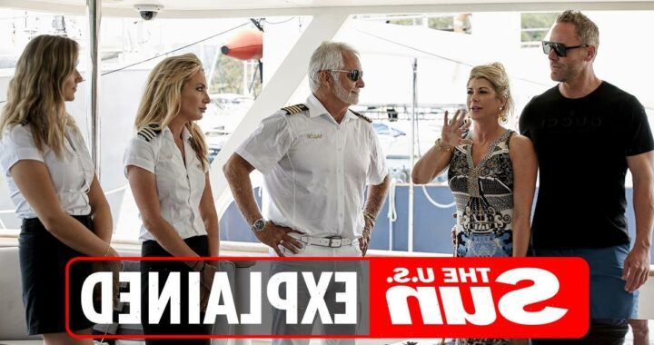 How much does it cost to stay on the Below Deck yachts?