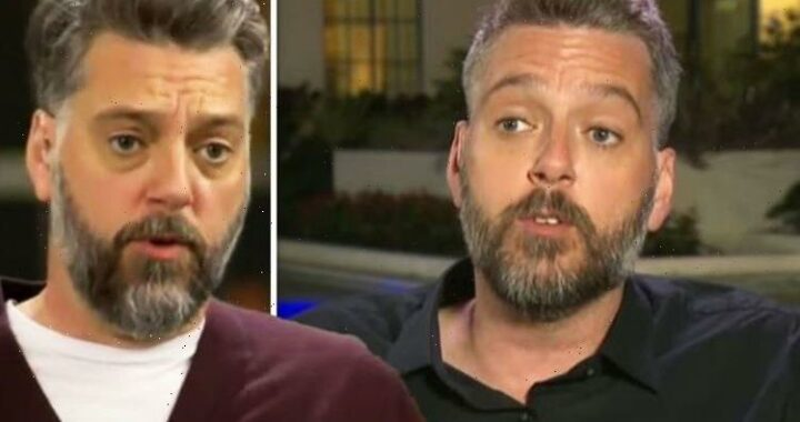 Iain Lee opens up about abuse by older men in public toilets aged 14 'I was very confused'