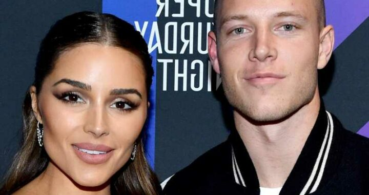 Inside Olivia Culpo's Relationship With Football Player Christian McCaffrey