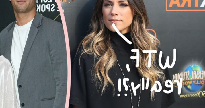 Jana Kramer SLAMS Harsh Divorce Settlement With Mike Caussin In Cryptic Message!