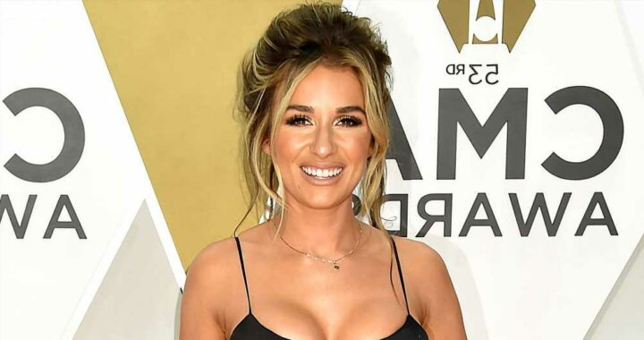 Jessie James Decker: Leg Workouts Give Me 'Power' to Keep Up With Kids