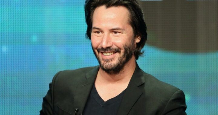 Keanu Reeves Can Hardly Contain His Excitement Around Puppies