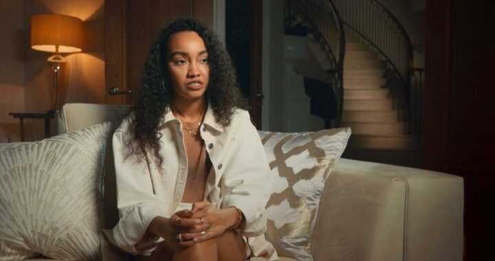 Leigh-Anne Pinnock jokes about getting 'dropped by label' in race documentary