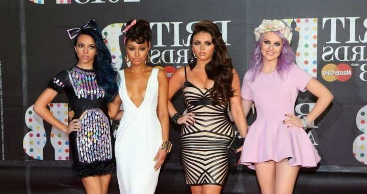 Little Mix's incredible style transformation from mismatched X Factor stars to polished Brit winners and mums-to-be