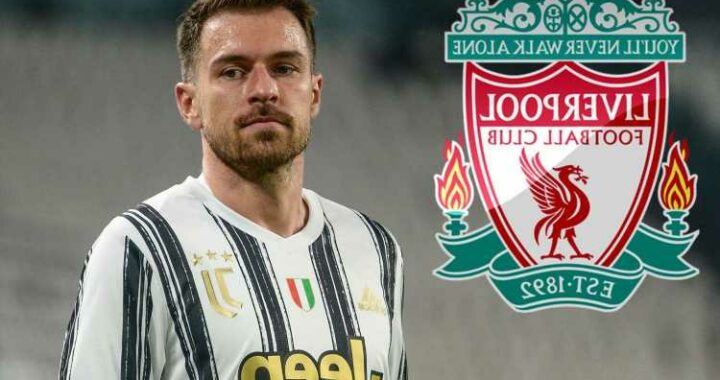 Liverpool 'want Aaron Ramsey transfer and can land ex-Arsenal star for just £10m as Juventus look to lower wage bill'