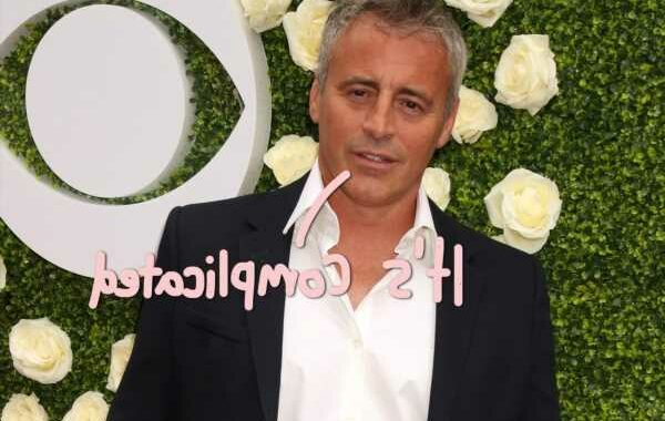 Matt LeBlanc Hasn't Spoken To His Dad In NINE Years?! Here's What His Father Claims…