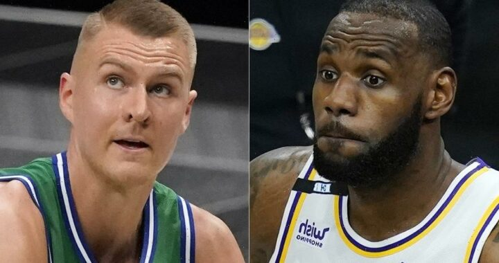 NBA explains why LeBron James avoided discipline while Kristaps Porzingis got fined over health violation