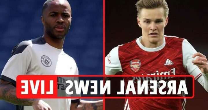Odegaard 'No 1 transfer' target, Xhaka to Roma, Buendia competition, Sterling linked with Arsenal – latest news