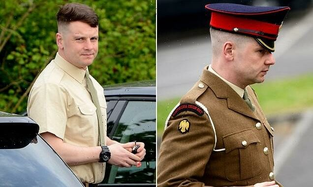 Soldier who grabbed colleagues' bottoms found guilty of sexual assault
