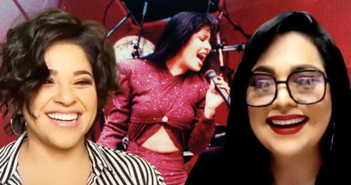 Suzette Quintanilla Interviews 'Selena: The Series' Noemi Gonzalez