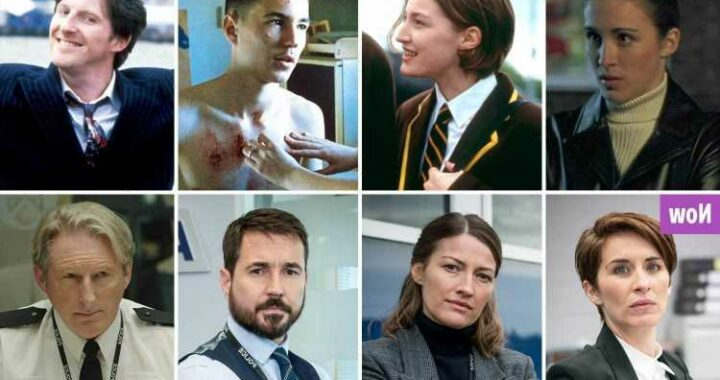 The Line of Duty cast look VERY different in season 6 to when they started out in early on-screen roles