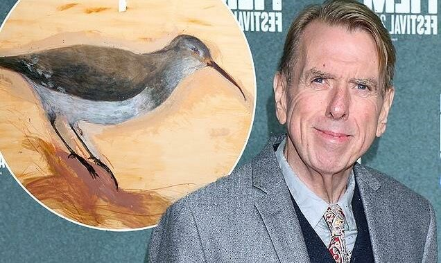 Timothy Spall is set to showcase his artwork in first solo exhibition