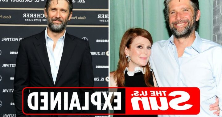 Who is Julianne Moore's husband Bart Freundlich? – The Sun
