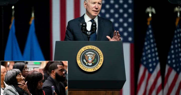 'This was not a riot. This was a massacre,' says Biden on 100th anniversary of Tulsa slaughter of black Americans