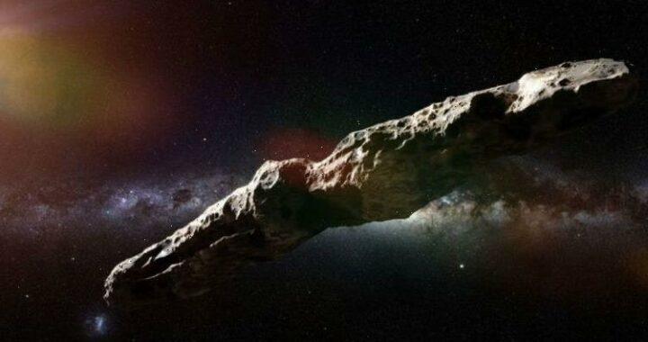 Alien hunting astronomer urges experts to intercept interstellar bodies like 'Oumuamua