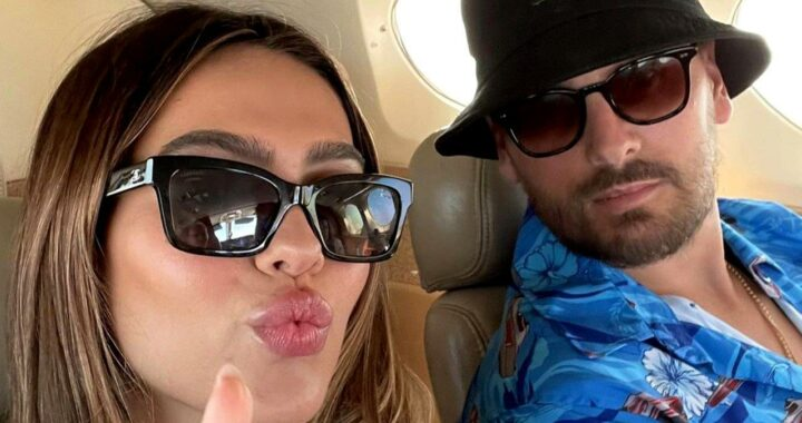Amelia Hamlin Gets Teary-Eyed Over Luxurious Diamond Gift From Scott Disick for Her 20th Birthday