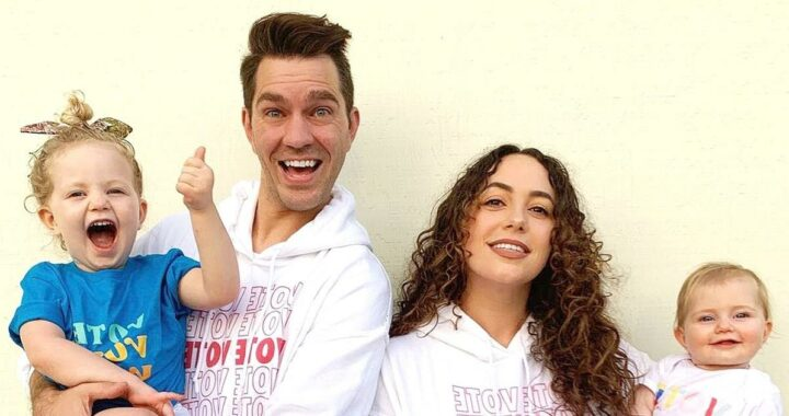 Andy Grammer: Baby No. 3 Will Be a 'Tough Sell' for Wife