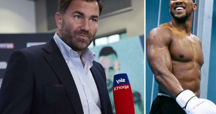 Anthony Joshua will be at centre of mega-money broadcast war this summer when Sky Sports deal ends