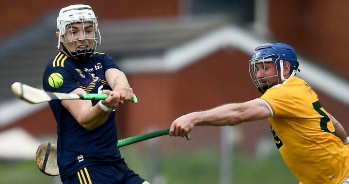 Antrim 1-21 Wexford 2-18: Saffrons' impressive form continues with Wexford draw in Belfast