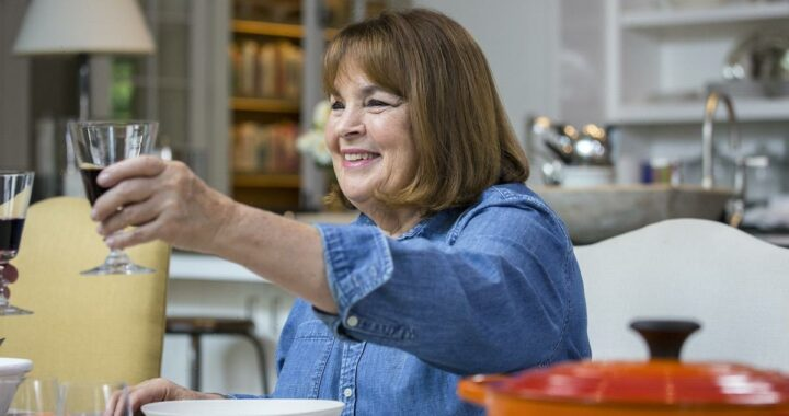 Barefoot Contessa Ina Garten's Easy Shrimp Salad Recipe Is Perfect for a Hot Summer Day