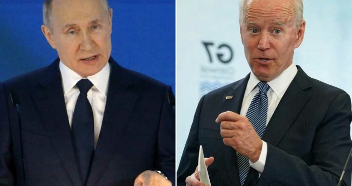 Biden 'open' to Putin's offer to exchange cybercriminals amid ransomware attacks