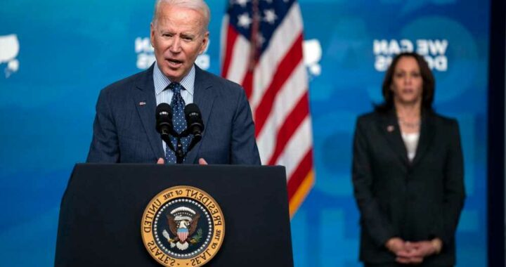 Biden, Harris stepping onto the world stage for first foreign trips