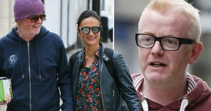 Chris Evans: Virgin Radio host admits wife was worried about his reaction to home move