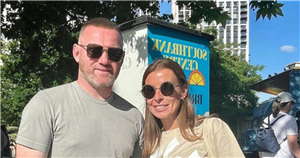 Coleen and Wayne Rooney swap loving tributes during anniversary trip to London