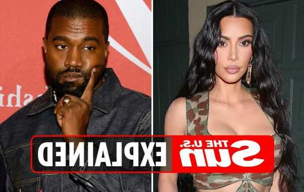 Did Kanye West unfollow Kim Kardashian and her sisters on Twitter?
