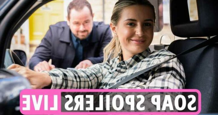 EastEnders spoilers LIVE – Dani Dyer to make bombshell debut THIS WEEK plus latest Coronation Street and Emmerdale news