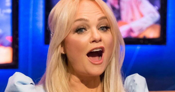 Emma Bunton reveals her son, 13, told her to 'go and have sex' because he wants a sibling