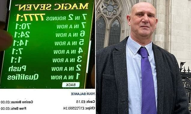 Father, 54, who won Betfred legal battle over £1.7m lands £6k more