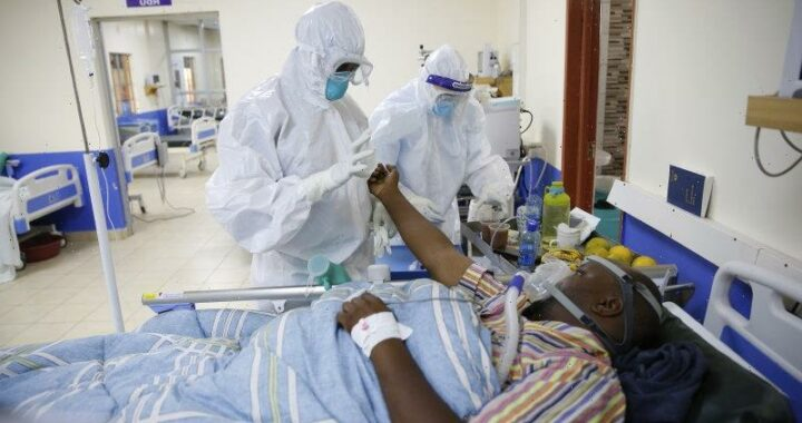 Fewer than 1 per cent of people fully vaccinated as African COVID-19 cases surge