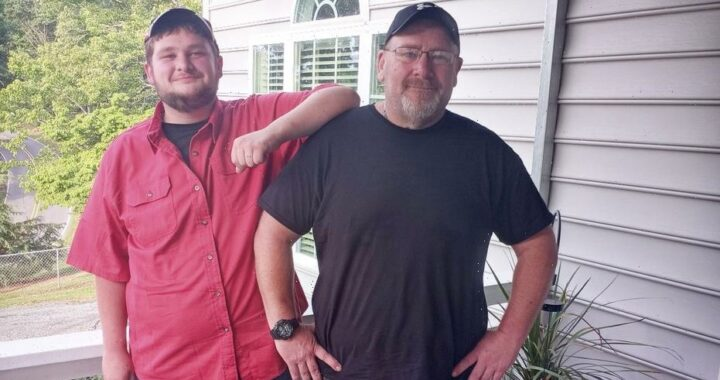 Former personal trainer and his son lose a combined 295 pounds