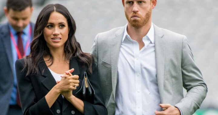 Harry & Meghan using people's personal stories of 'compassion' to fund commercial ventures with Netflix and Spotify