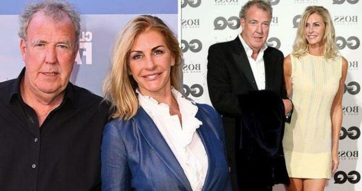 Jeremy Clarkson girlfriend: How did Jeremy Clarkson meet girlfriend Lisa Hogan?