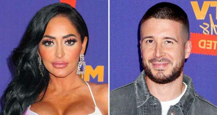 Jersey Shore's Vinny Jokes Angelina's 'Worst Date' Was Her Wedding