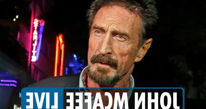 John McAfee dead latest – 'Epstein-like conspiracy theories' surge as software guru's autopsy may take 'days or weeks'